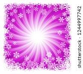 vector illustration of a... | Shutterstock .eps vector #1244997742
