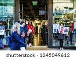 coventry  uk   november 17th ... | Shutterstock . vector #1245049612