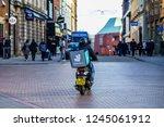 coventry  uk   november 17 ... | Shutterstock . vector #1245061912