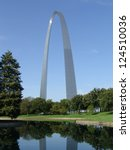 The Gateway Arch At St.louis