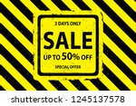 sale and discount grunge... | Shutterstock .eps vector #1245137578