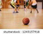 Basketball Training Game...