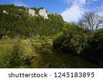 danube valley  upper danube ...   Shutterstock . vector #1245183895