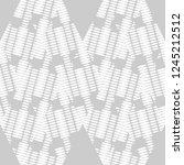 trendy seamless pattern designs.... | Shutterstock .eps vector #1245212512