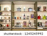 moscow  russia   circa... | Shutterstock . vector #1245245992