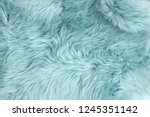 Blue Sheep Fur. Natural...