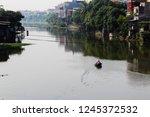 canoeing in Hai Duong city