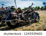 paaren im glien  germany   may... | Shutterstock . vector #1245539602