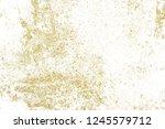 golden and white texture...   Shutterstock . vector #1245579712
