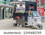 piaggio ape classic 400... | Shutterstock . vector #1245682705