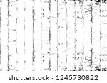 black and white distressed... | Shutterstock .eps vector #1245730822