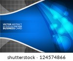 abstract business background  ... | Shutterstock .eps vector #124574866