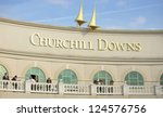 louisville  ky   may 4  the... | Shutterstock . vector #124576756
