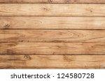 Big Brown Wood Plank Wall...