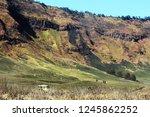 teletubies hills in mount bromo   Shutterstock . vector #1245862252