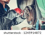 Car Brakes Servicing By...