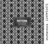 minimal geometric pattern... | Shutterstock .eps vector #1245951472