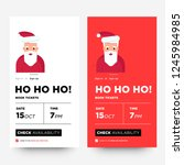 santa claus vector illustration ...