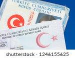istanbul   turkey   december 1  ...   Shutterstock . vector #1246155625