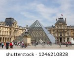 05.05.2008  paris  france. the... | Shutterstock . vector #1246210828