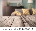 table background interior of... | Shutterstock . vector #1246216612