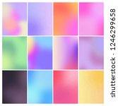 color vertical gradient...