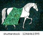 Beautiful White Fairy Horse...