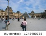 05.05.2008  paris  france. the... | Shutterstock . vector #1246480198