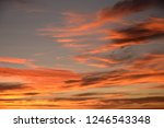sunrise at the mediterranean... | Shutterstock . vector #1246543348