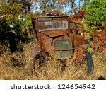 Completely Rusted Early Model ...