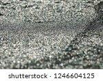 blurred bokeh sand background ... | Shutterstock . vector #1246604125