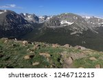 the forest canyon is a... | Shutterstock . vector #1246712215
