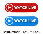 live streaming concept isolated ...