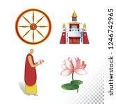 vector flat icon illustration...   Shutterstock .eps vector #1246742965