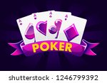 poker banner background for...