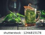 Healthy Nettle Tea  Nettle...