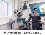 st. petersburg  russia  ...   Shutterstock . vector #1246842652