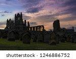 Whitby Abbey Church Ruins...