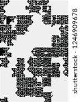 vector antique monochrome ... | Shutterstock .eps vector #1246909678