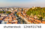 aerial panoramic view of... | Shutterstock . vector #1246921768