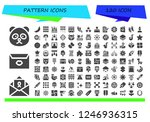 vector icons pack of 120 filled ...