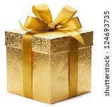 gift box | Shutterstock . vector #124693735