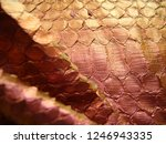 texture of genuine leather ... | Shutterstock . vector #1246943335