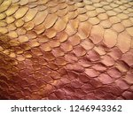 texture of genuine leather ... | Shutterstock . vector #1246943362