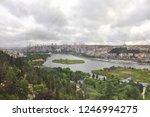 cityscape from pierre loti...   Shutterstock . vector #1246994275