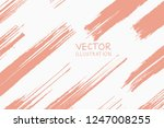 soft color grunge diagonal... | Shutterstock .eps vector #1247008255