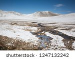 qinghai plateau highway and... | Shutterstock . vector #1247132242