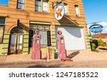 june 20  2017   founded in 1880 ... | Shutterstock . vector #1247185522