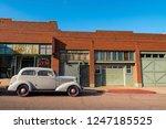 june 20  2017   founded in 1880 ... | Shutterstock . vector #1247185525