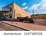 june 20  2017   founded in 1880 ... | Shutterstock . vector #1247185528
